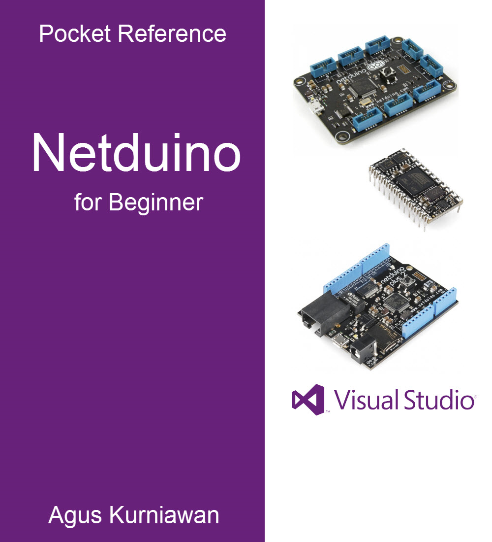 Pocket Reference: Netduino for Beginner