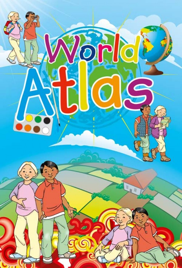 WORLD ATLAS FOR CHILDREN By: Collins