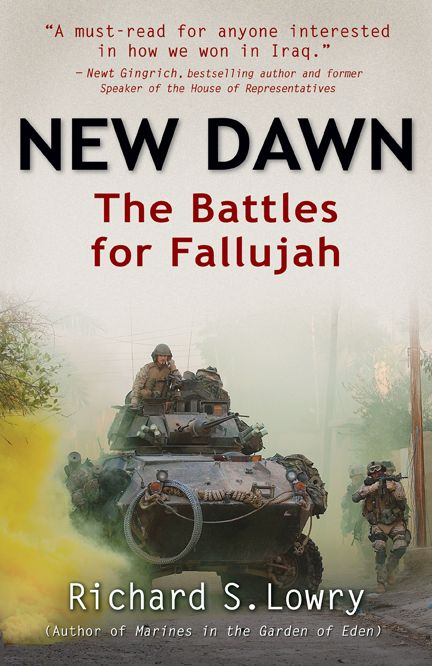 New Dawn The Battles For Fallujah