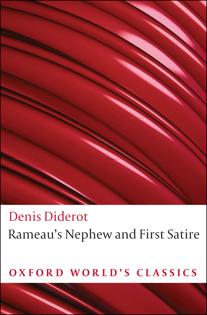 Rameau's Nephew and First Satire By: Denis Diderot,Nicholas Cronk