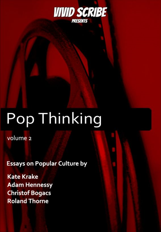 Pop Thinking: Essays on Popular Culture vol. 2