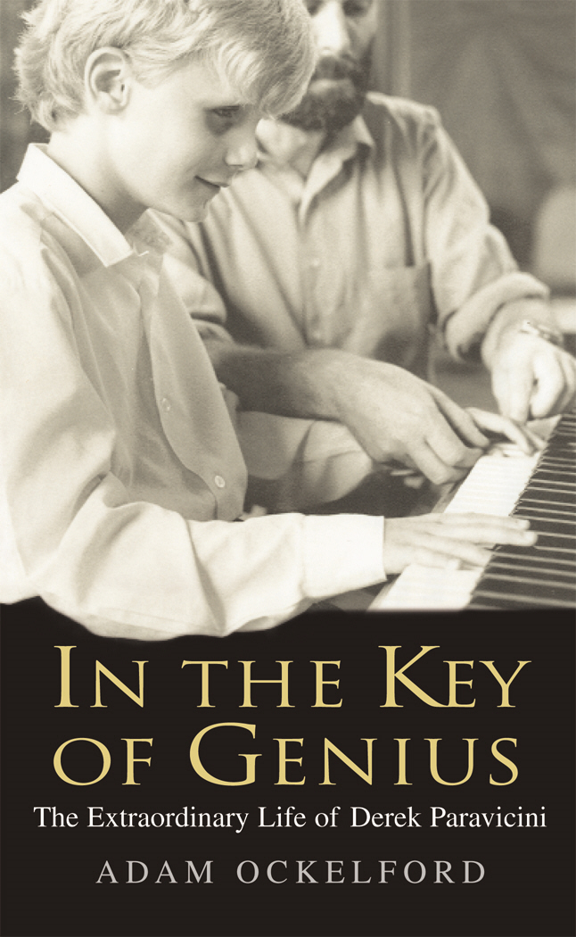 In The Key of Genius By: Adam Ockelford
