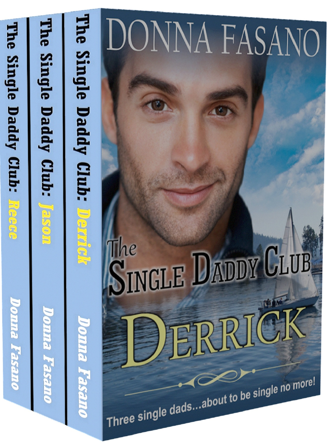 The Single Daddy Club Boxed Set