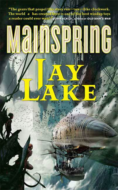 Mainspring By: Jay Lake