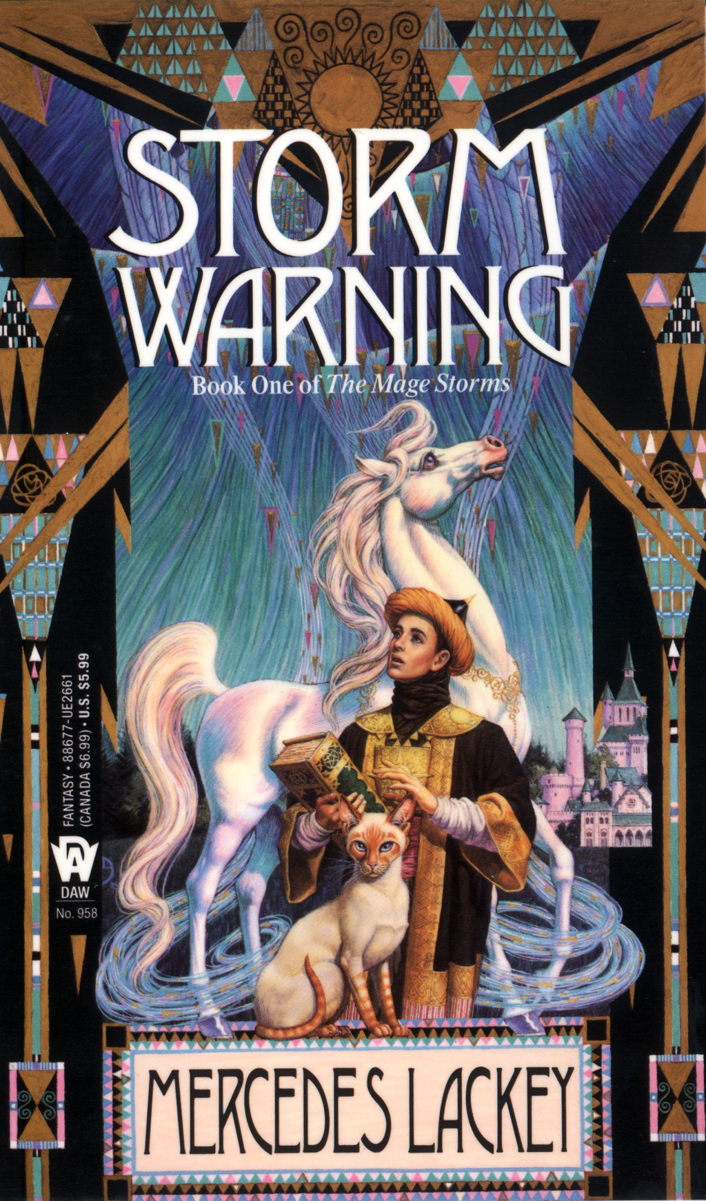 Storm Warning By: Mercedes Lackey
