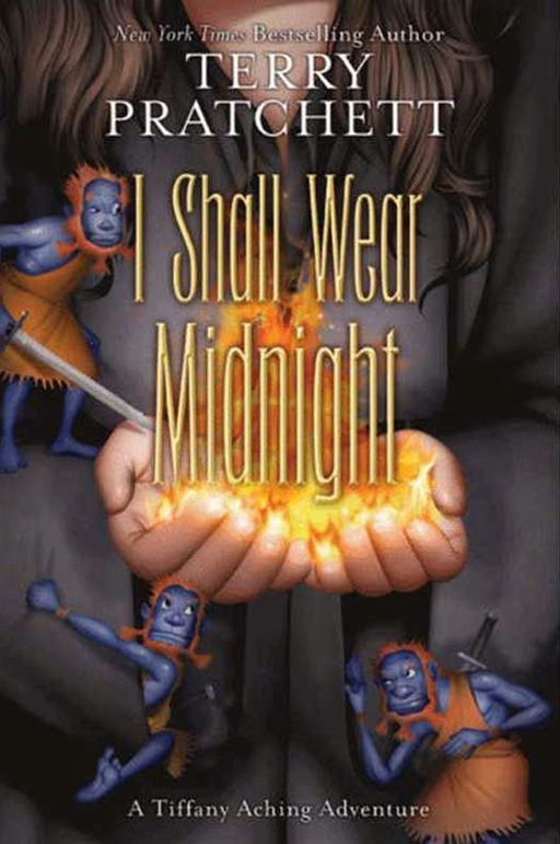 I Shall Wear Midnight By: Terry Pratchett