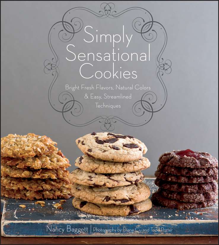 Simply Sensational Cookies By: Nancy Baggett
