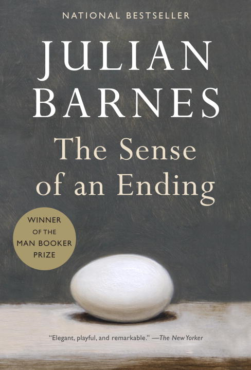 Book Cover: The Sense of an Ending