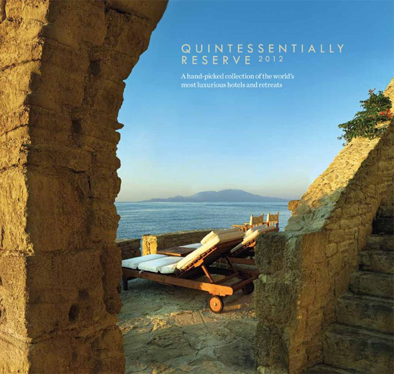 Quintessentially Reserve 2012