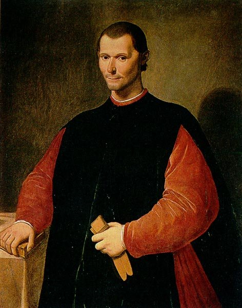 Machiavelli: four books By: Niccolo Machiavelli