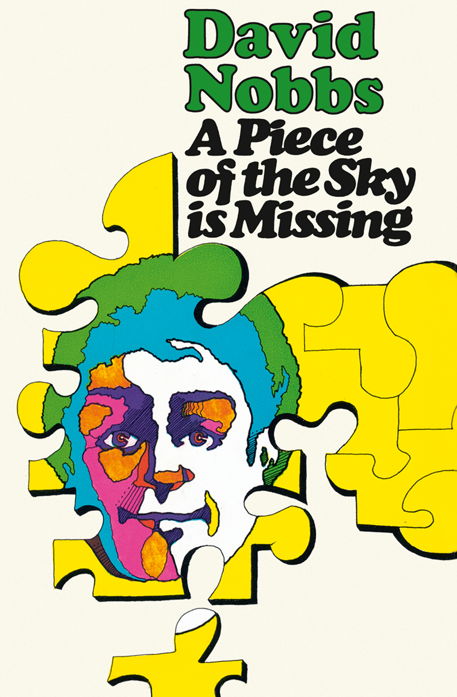A Piece of the Sky is Missing By: David Nobbs