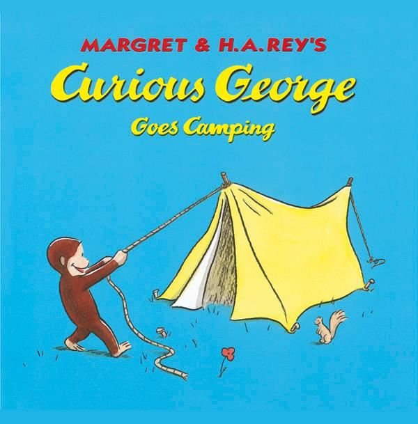 Curious George Goes Camping (Read-aloud) By: H. A. Rey