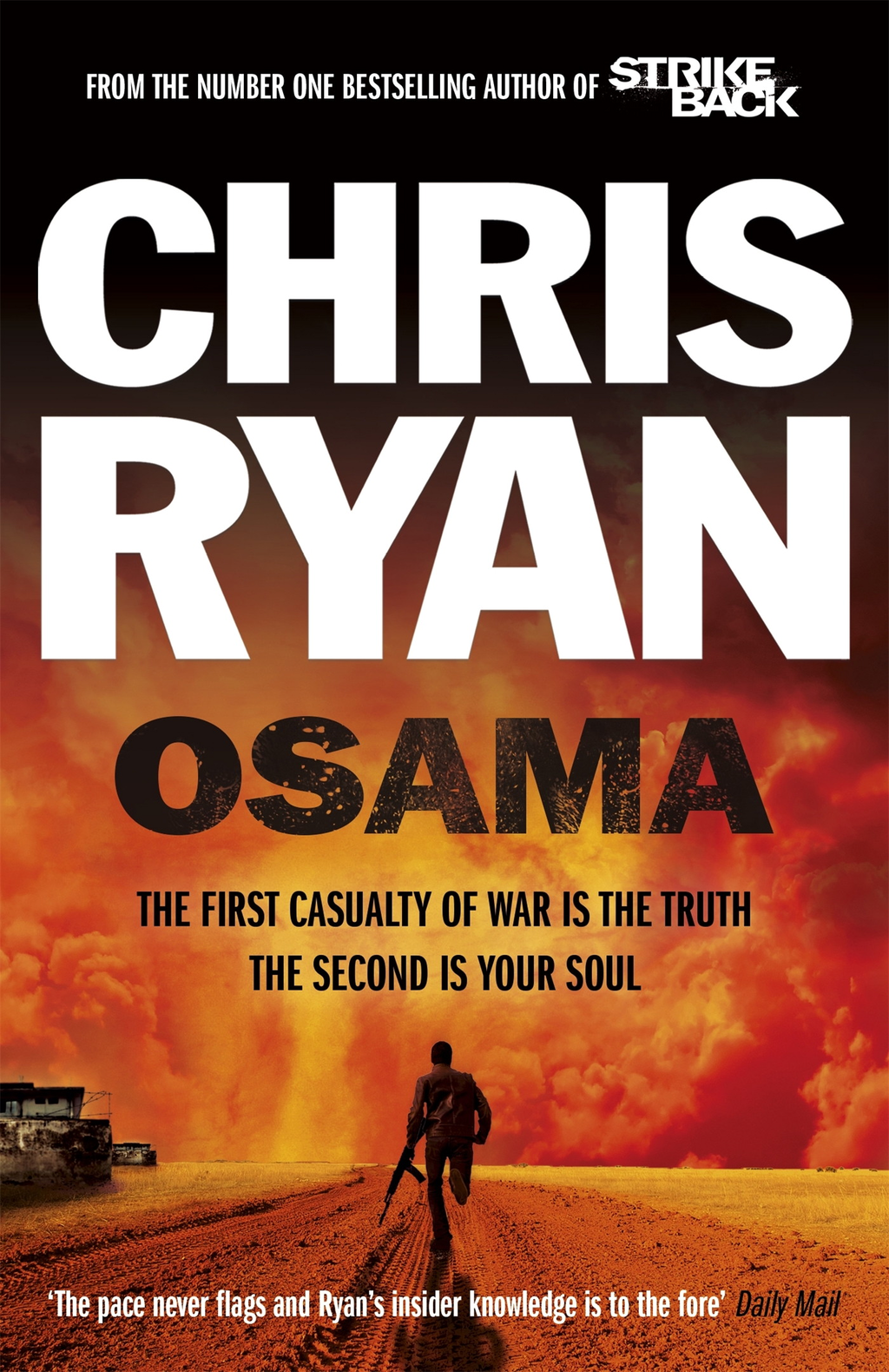 Osama By: Chris Ryan