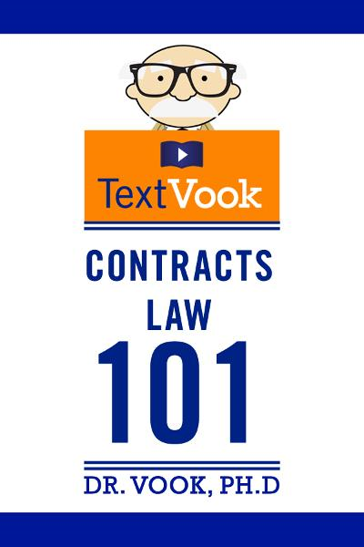 Contracts Law 101: The TextVook