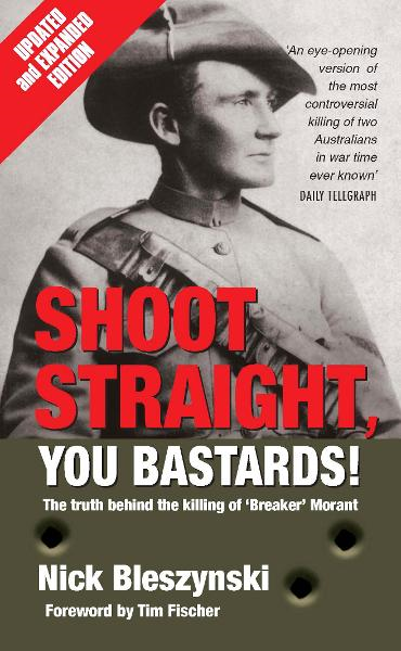 Shoot Straight, You Bastards! By: Nick Bleszynski