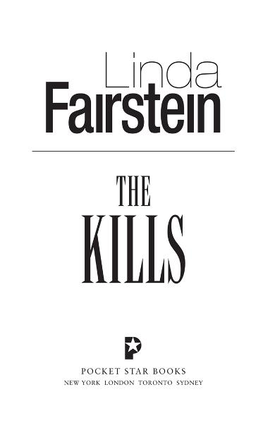 The Kills By: Linda Fairstein