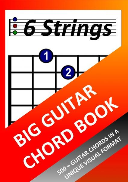 Big Guitar Chord Book