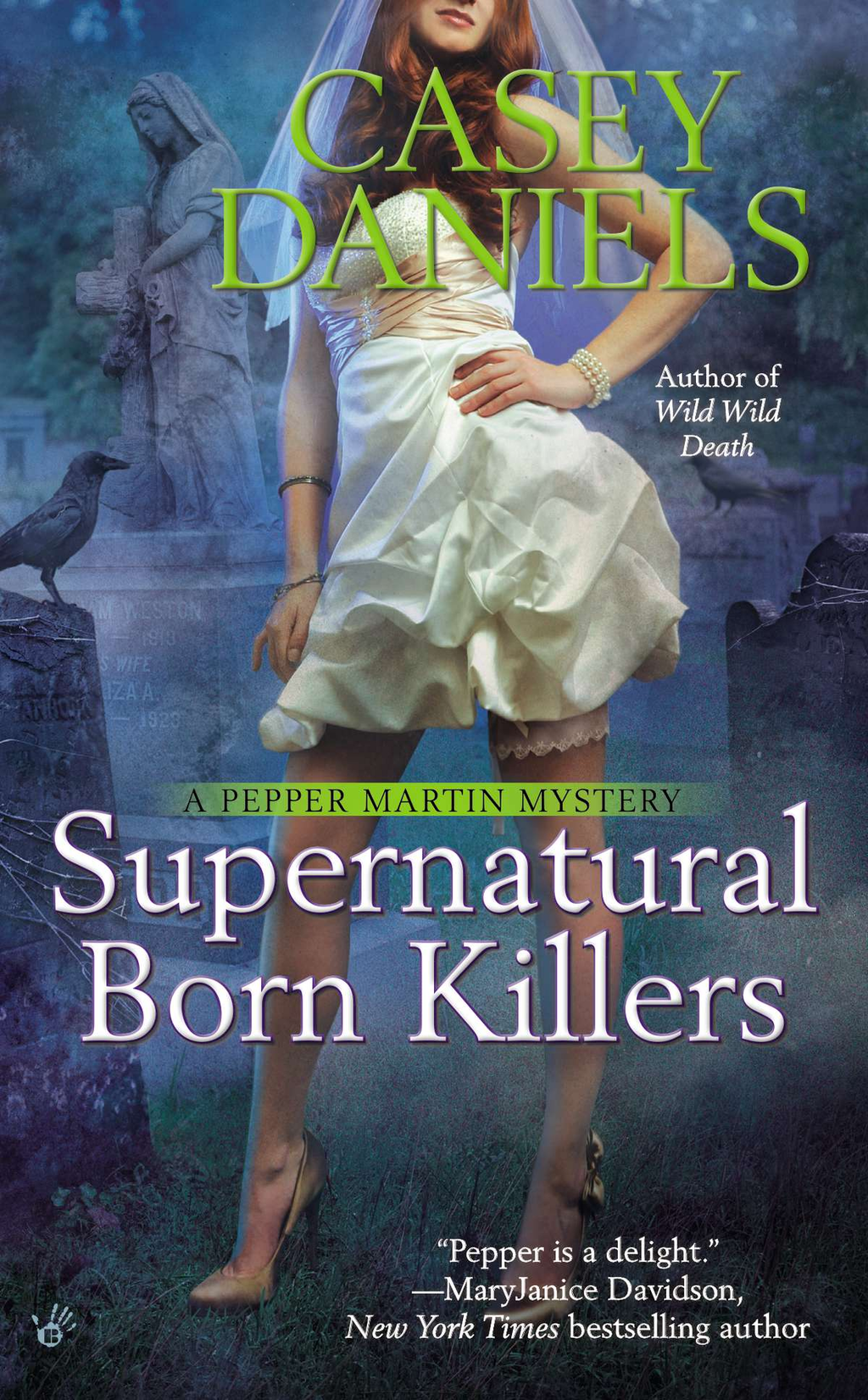 Supernatural Born Killers By: Casey Daniels
