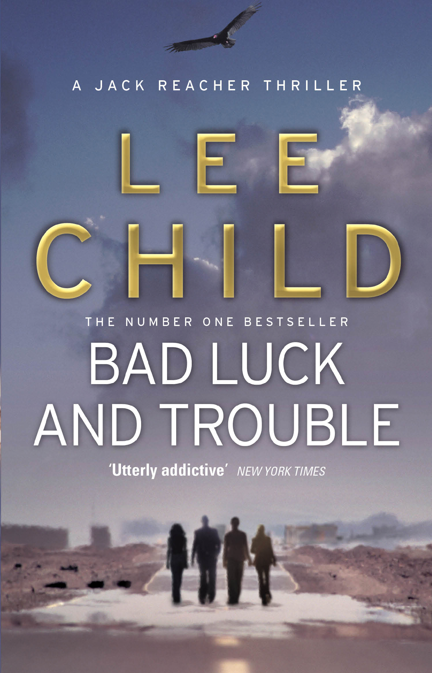 Bad Luck And Trouble (Jack Reacher 11)