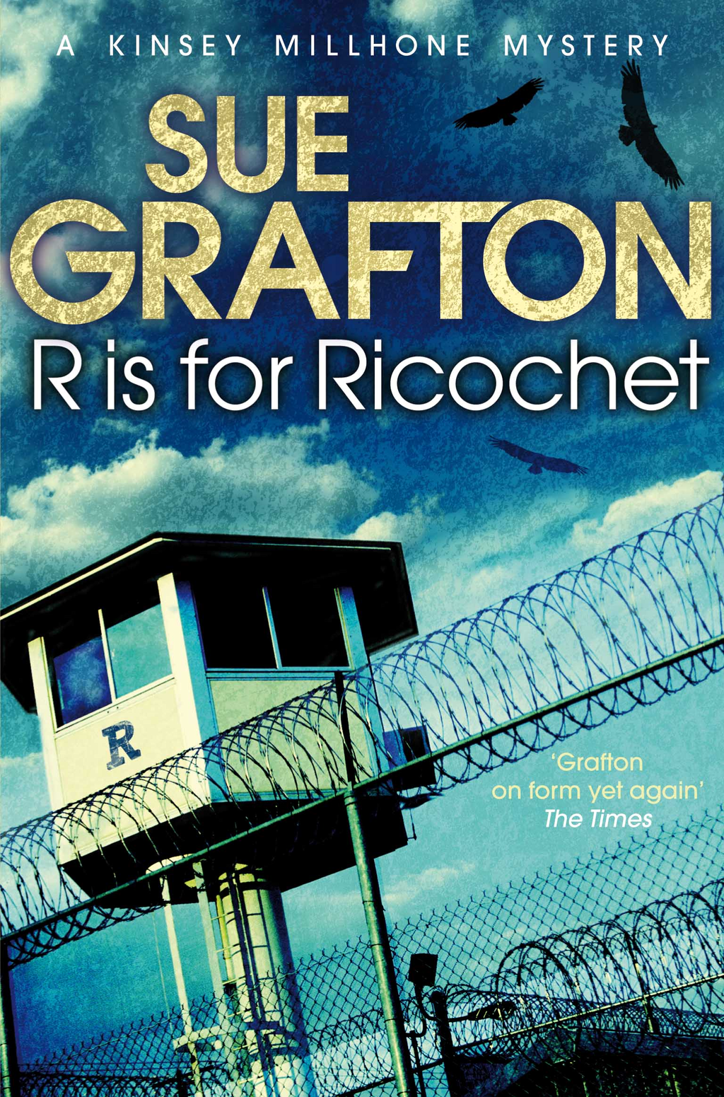 R is for RIcochet