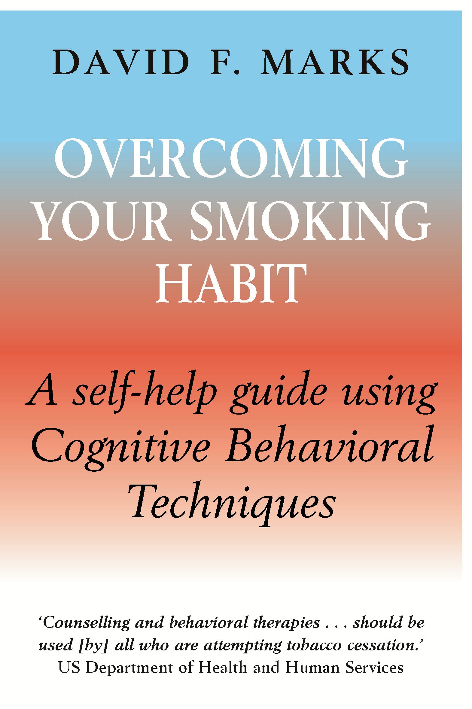 Overcoming Your Smoking Habit