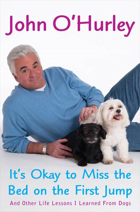 It's Okay to Miss the Bed on the First Jump: And Other Life Lessons I Learned from Dogs By: John O'Hurley
