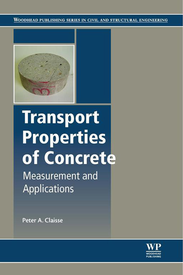 Transport Properties of Concrete Measurements and Applications