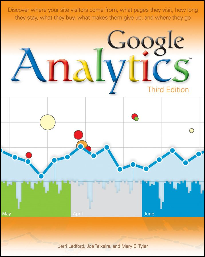 Google Analytics By: Jerri L. Ledford,Joe Teixeira,Mary E. Tyler