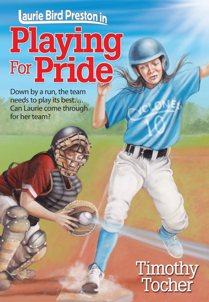 Book Cover: Playing for Pride