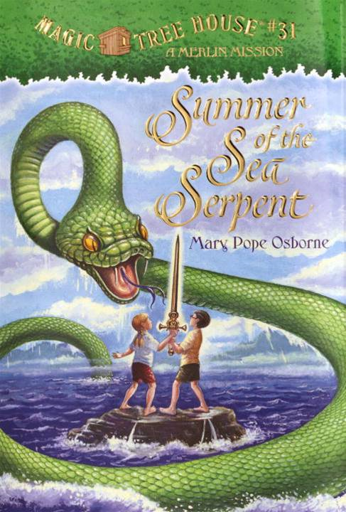 Magic Tree House #31: Summer of the Sea Serpent