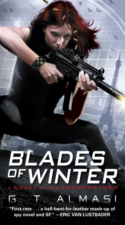 Blades of Winter By: G. T. Almasi