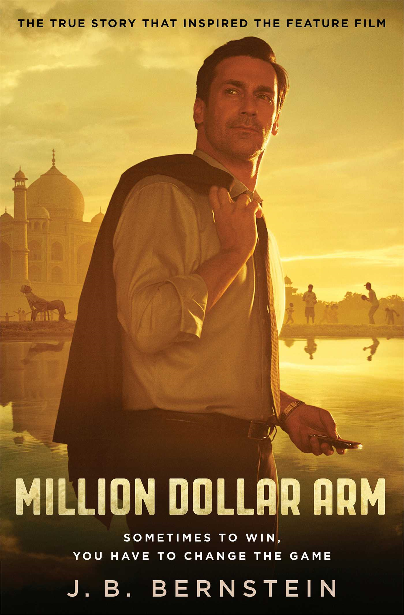 Million Dollar Arm Sometimes to Win,  You Have to Change the Game