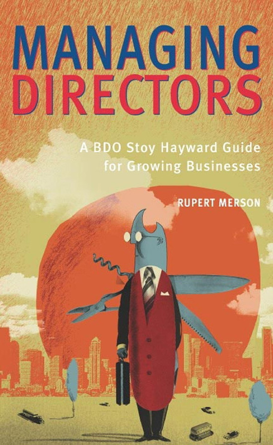 Managing Directors: The BDO Stoy Hayward Guide for Growing Businesses
