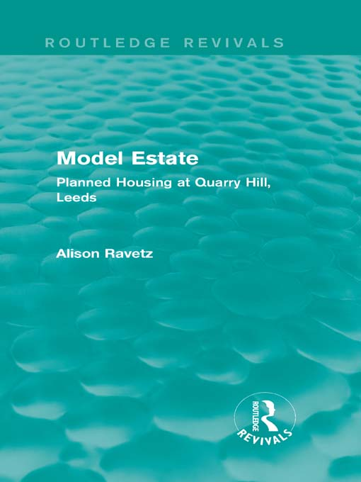 Model Estate: Planned Housing at Quarry Hill Leeds Planned Housing at Quarry Hill,  Leeds