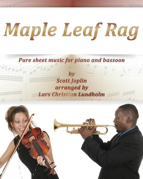 download maple leaf rag pure sheet music for piano and bassoon b