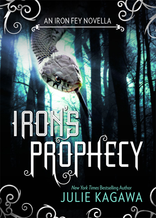 Iron's Prophecy By: Julie Kagawa