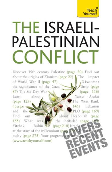 The Israeli-Palestinian Conflict: Teach Yourself