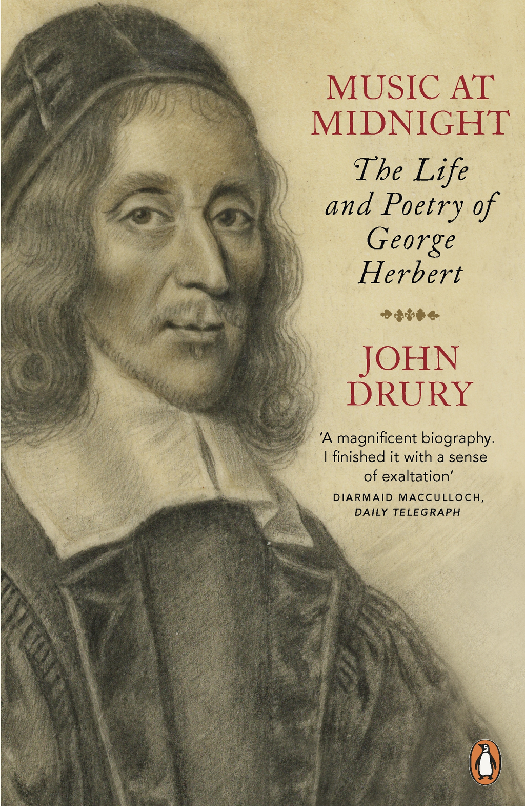 Music at Midnight The Life and Poetry of George Herbert