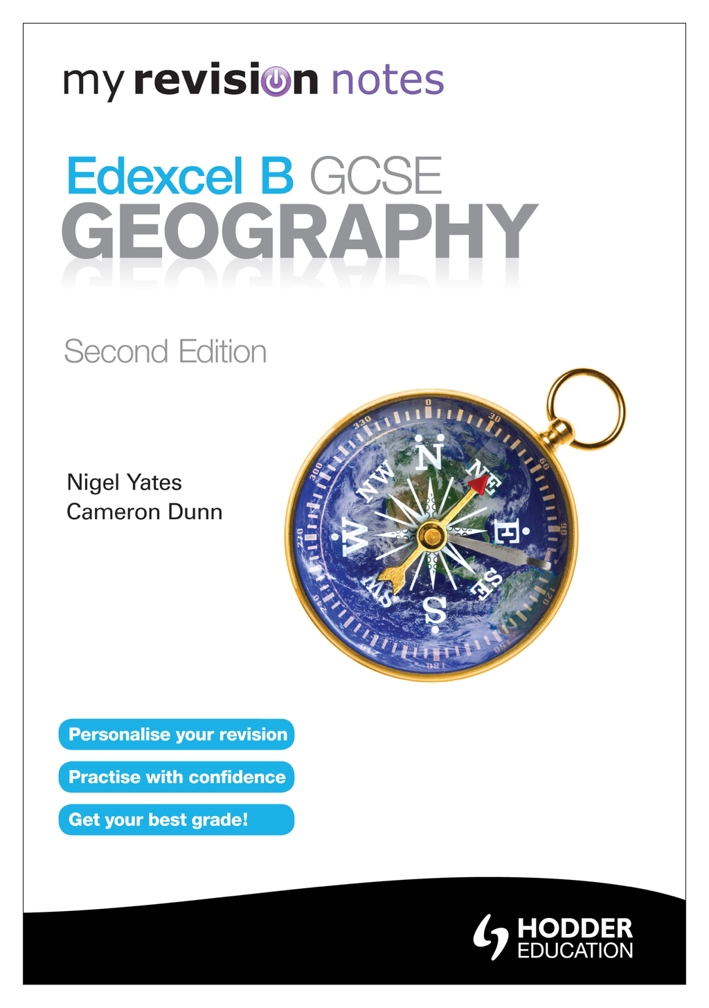 My Revision Notes: Edexcel B GCSE Geography Second Edition
