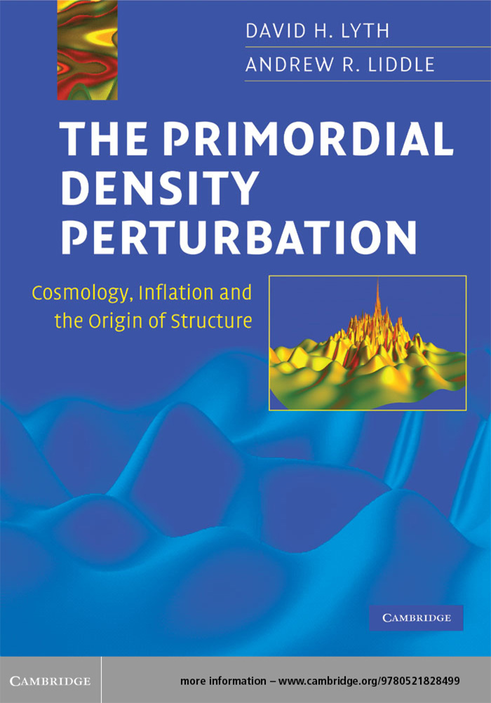 The Primordial Density Perturbation Cosmology,  Inflation and the Origin of Structure