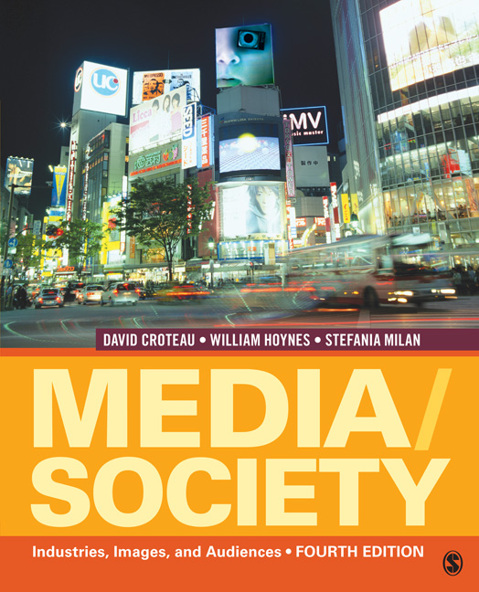 Media/Society Industries,  Images,  and Audiences