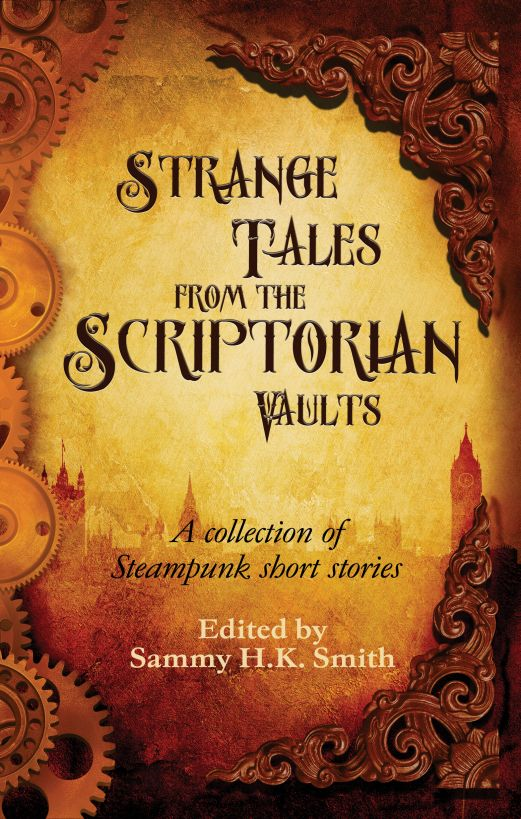 Strange Tales From The Scriptorian Vaults