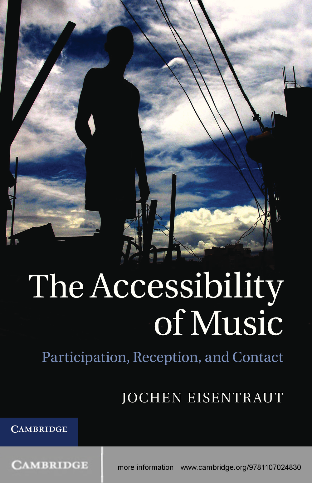The Accessibility of Music Participation,  Reception,  and Contact