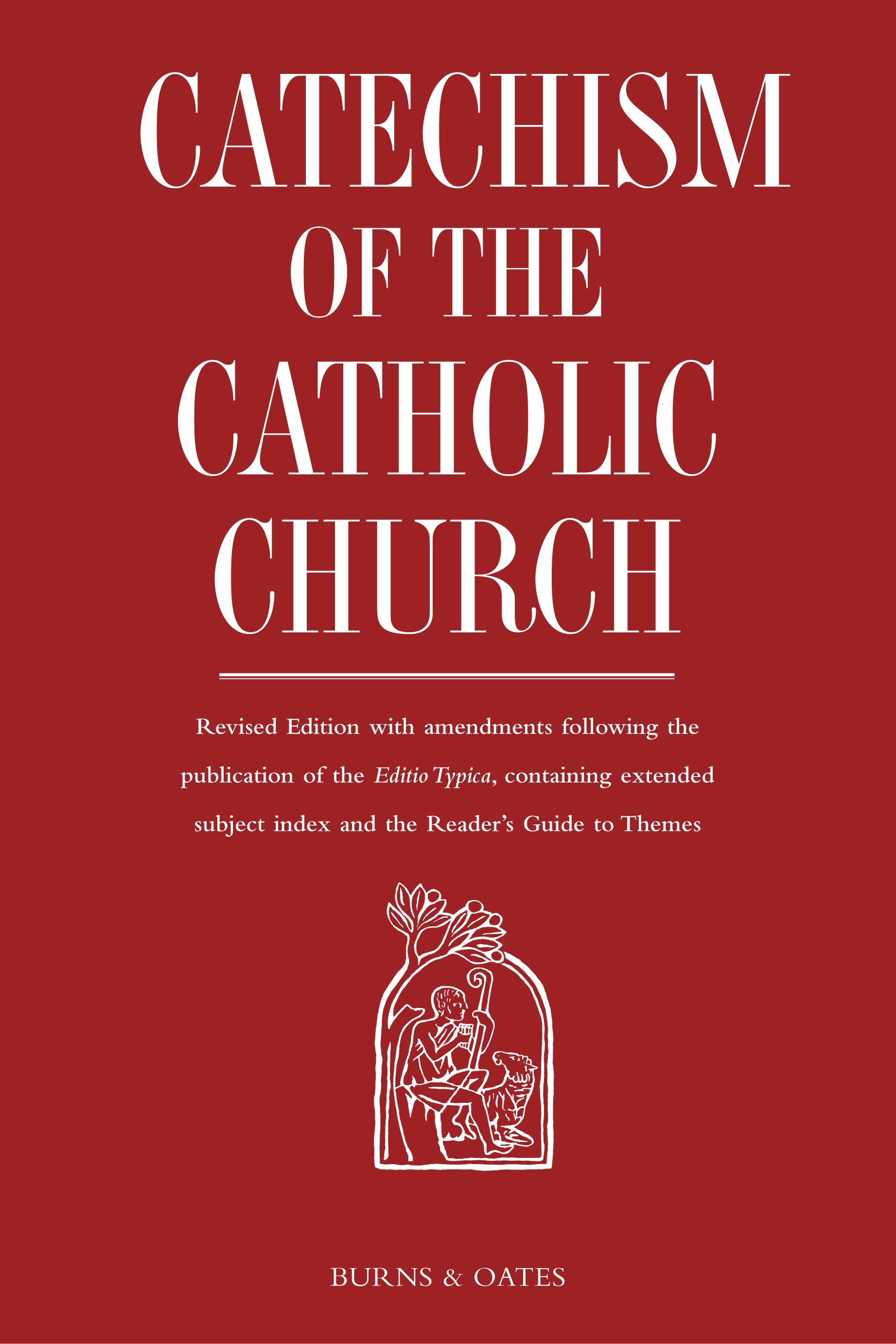 Catechism Of The Catholic Church Revised PB