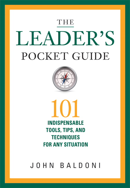 The Leader's Pocket Guide