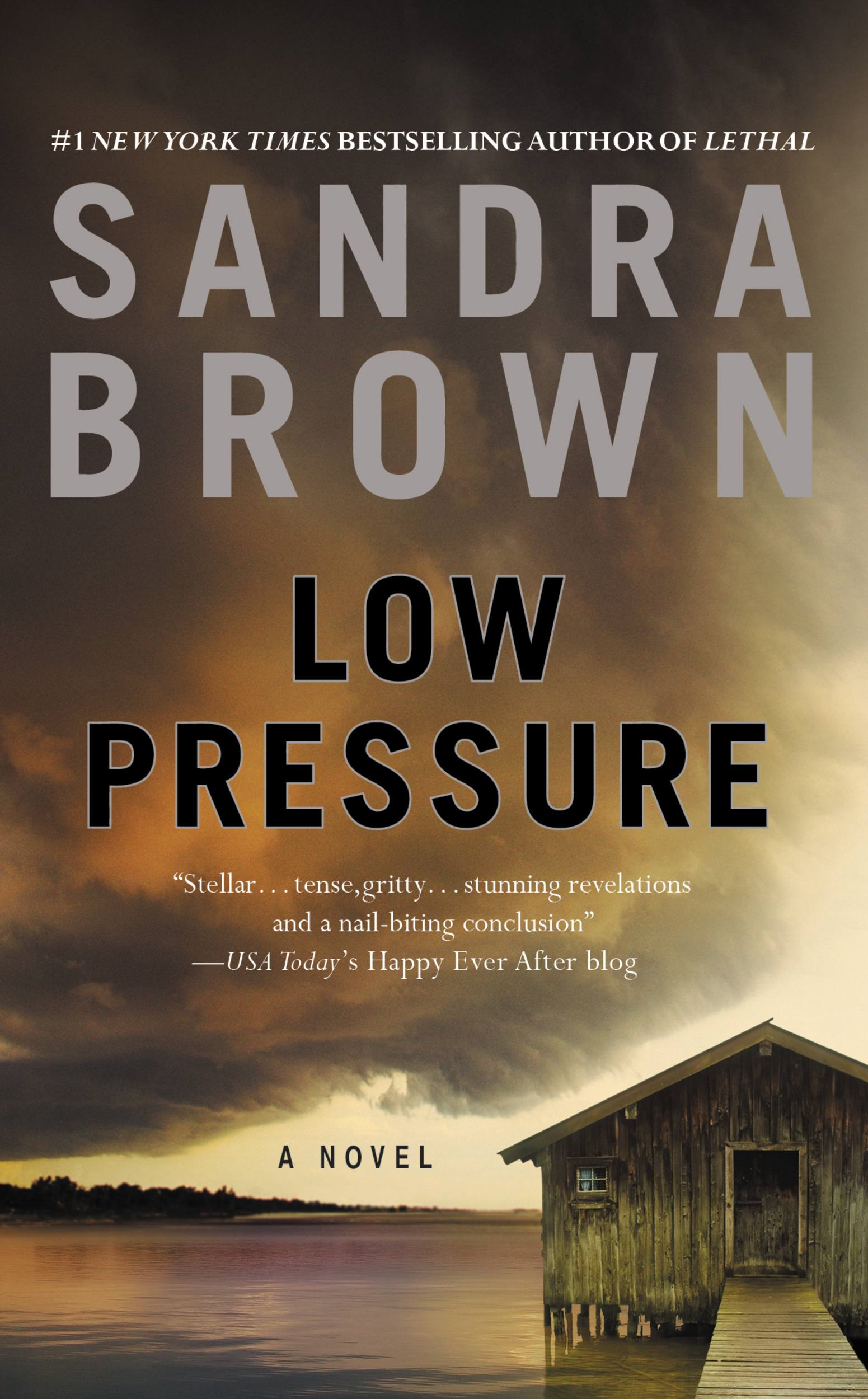 Low Pressure By: Sandra Brown