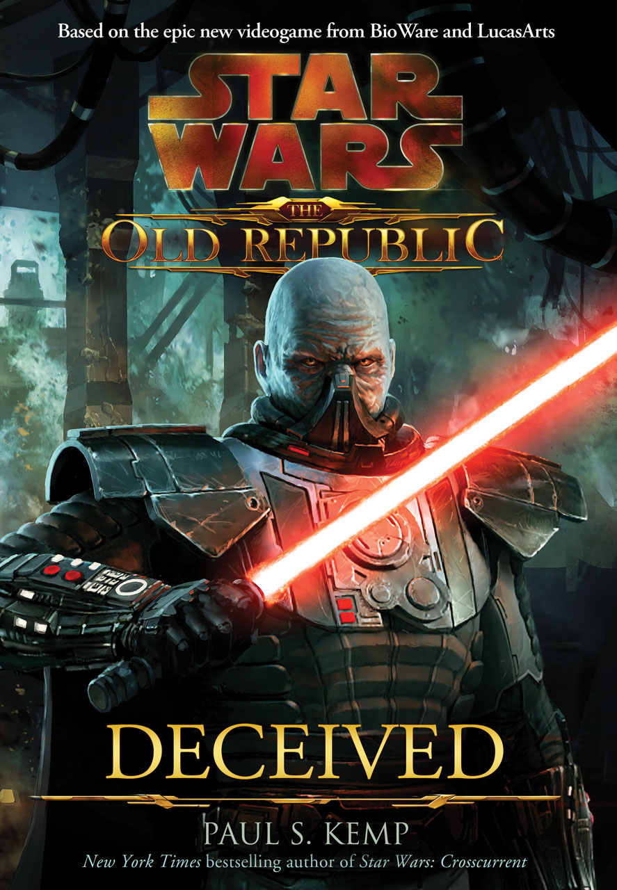 Star Wars The Old Republic - Deceived