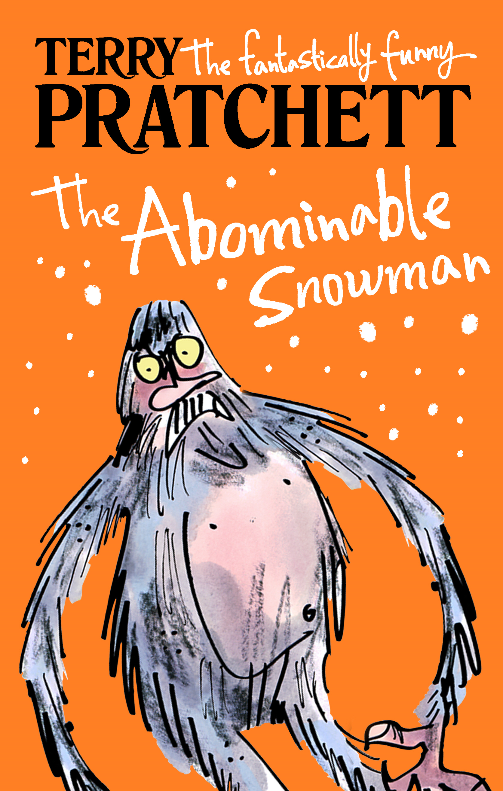 The Abominable Snowman A Short Story from Dragons at Crumbling Castle