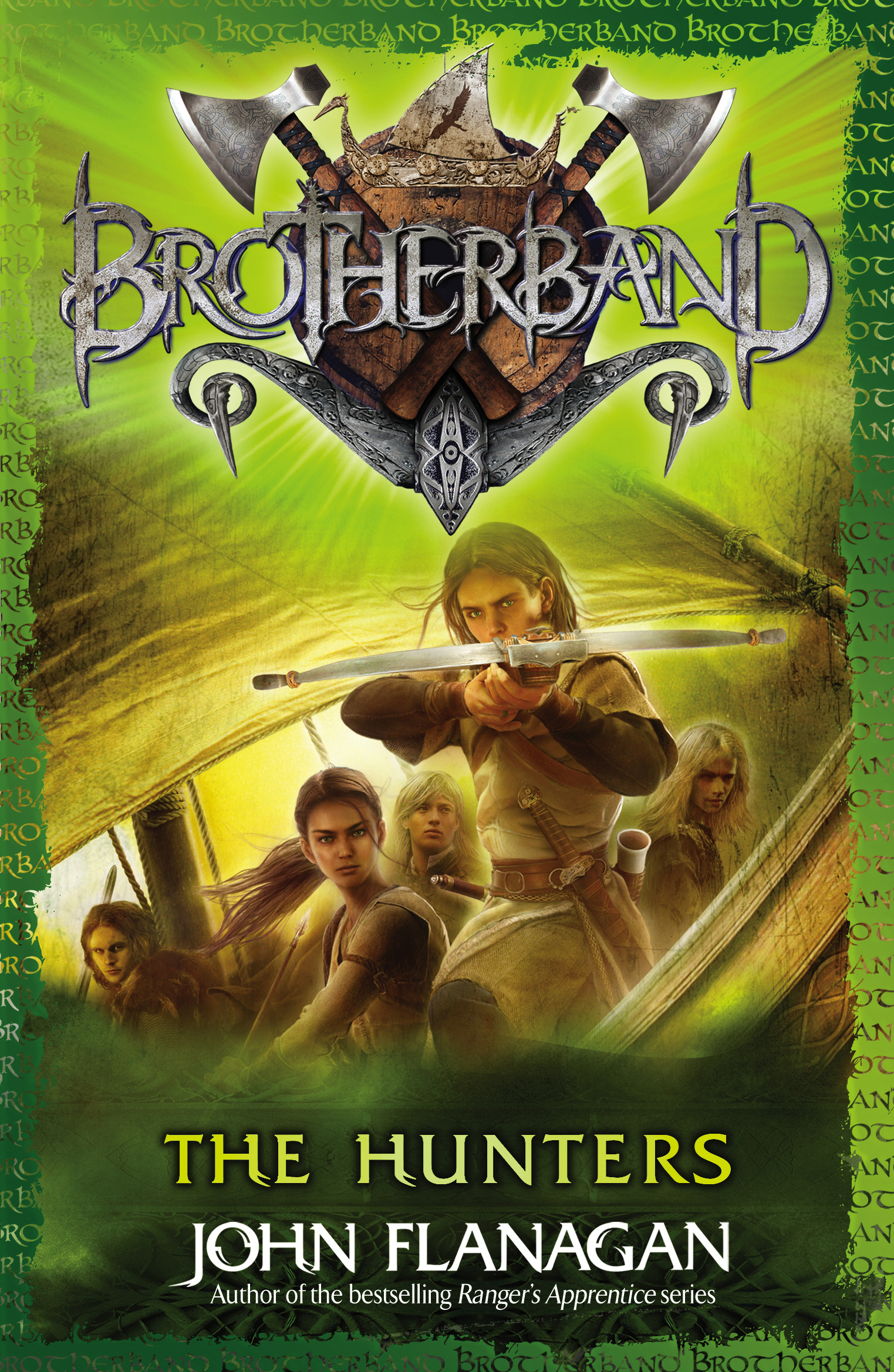 Brotherband: The Hunters Book Three