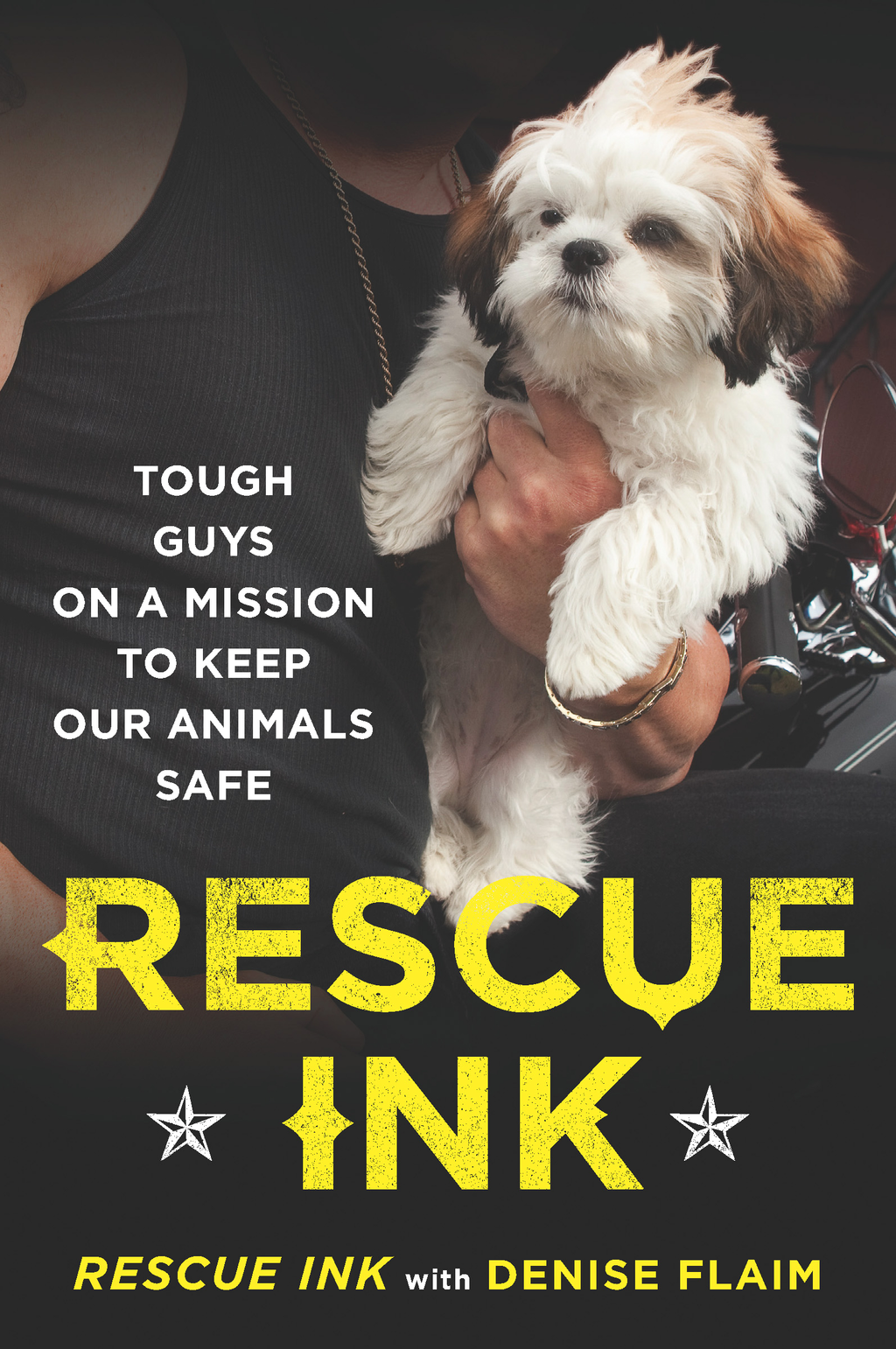Rescue Ink Tough Guys on a Mission to Keep Our Animals Safe